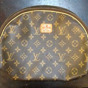 Louis Vuitton makeup bag